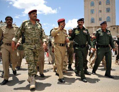 Jemeńskie wojsko rozprawia się z Al-Kaidą