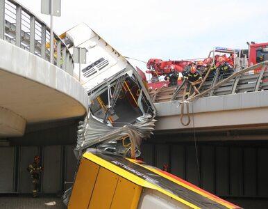 Wypadek autobusu w Warszawie. Szokujące ustalenia prokuratury ws. kierowcy