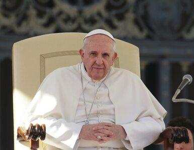 Papież Franciszek: Słowa mogą zabić!