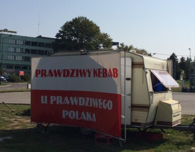 """W Lublinie powstał """"kebab dla prawdziwych Polaków"""""""