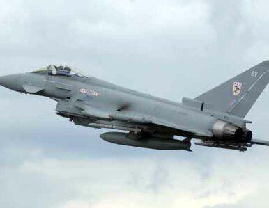 Luftwaffe patroluje przestrzeń powietrzną nad państwami bałtyckimi