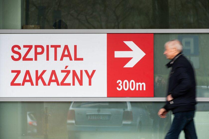 Szpital zakaźny w Gdańsku