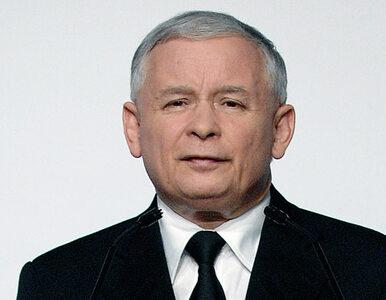 Kaczyński: mama prosiła, bym nie latał