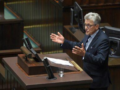 """Piotrowicz komentuje skandal na komisji. """"Ludzie łamiący prawo,..."""