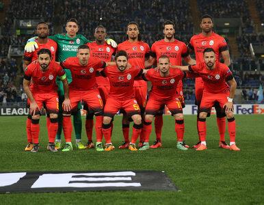 Galatasaray wyrzucone z europejskich pucharów