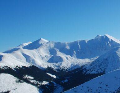 Zima wróciła. Mróz i śnieg w Tatrach
