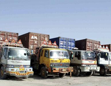 Jedną bombą talibowie zniszczyli 22 ciężarówki NATO
