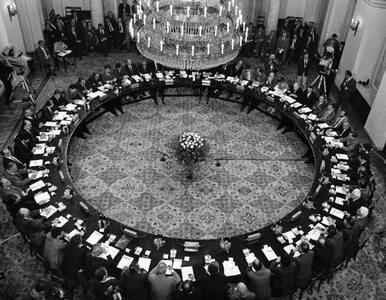 Jak władza i opozycja zasiadły do okrągłego stołu? Dziś rocznica...
