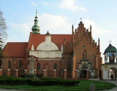 Włamał się do klasztoru w Radomiu. Zakonnicy zamknęli go w składziku