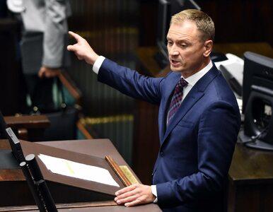 Proces Nitrasa z Kancelarią Sejmu. Poseł PO zarzuca dyskryminację i...