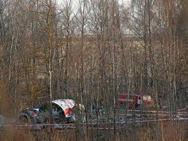 Wrak Tu-154M wróci do Polski? MSZ Rosji odpowiada