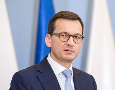 Seria pożarów w całej Polsce. Premier zlecił zmianę porządku obrad