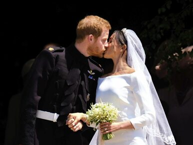 Ślub Harry'ego i Meghan Markle. Te momenty mogłeś przegapić