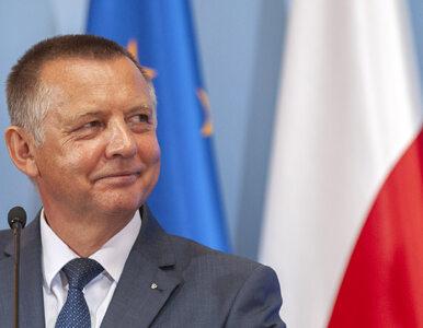 """Marian Banaś wydał oświadczenie. """"Dobrze, że prokuratura zajęła się sprawą"""""""