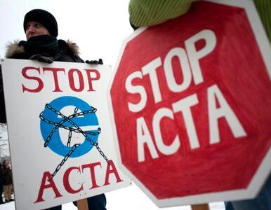 """""""ACTA? Ta umowa jest martwa"""". Ratyfikacji w PE nie będzie?"""