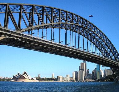 Sfrustrowany ojciec sparaliżował ruch na moście w Sydney