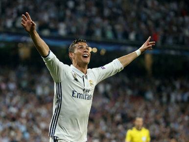 """Cristiano Ronaldo szokuje nową fryzurą. """"To była obietnica"""""""