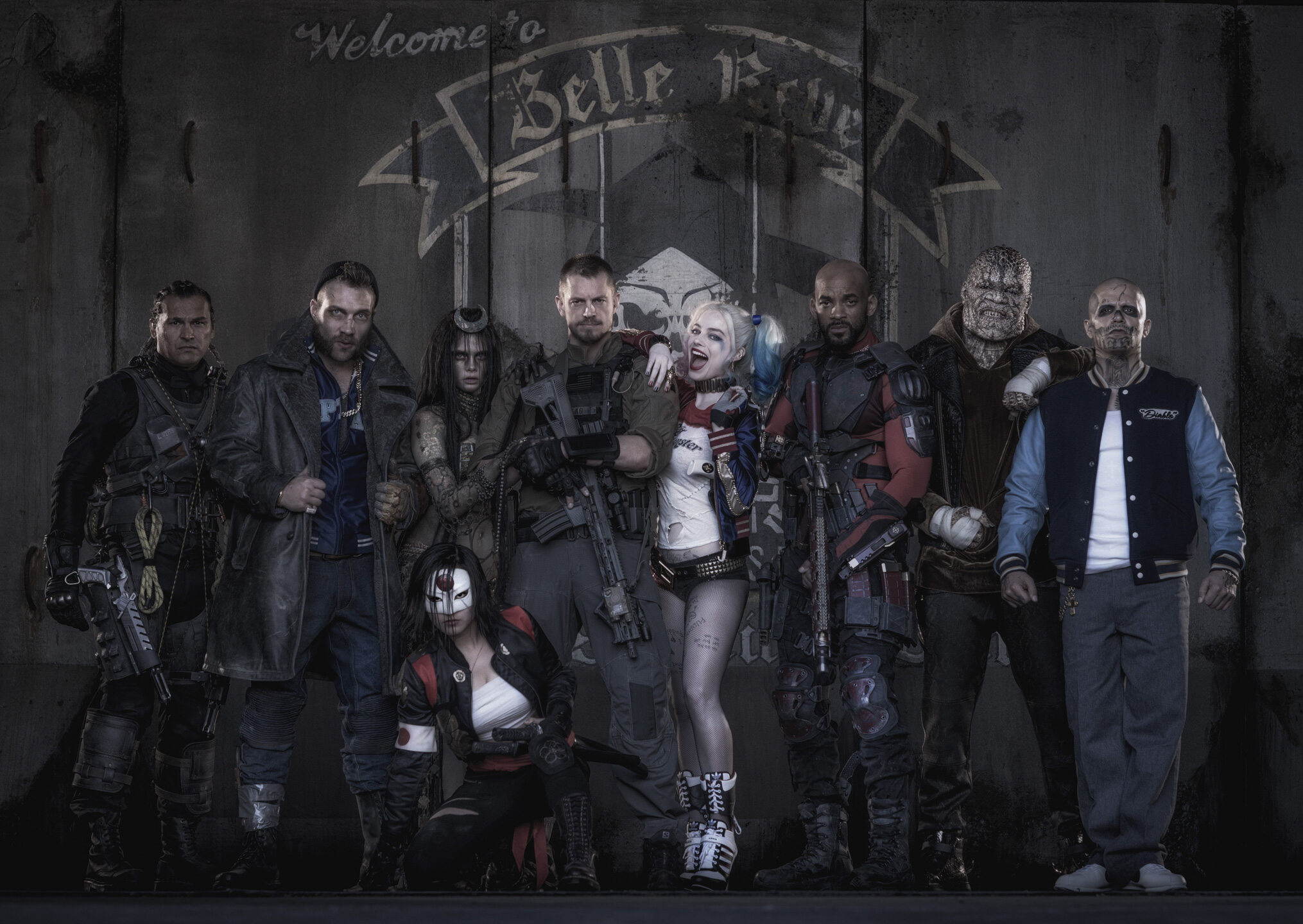 Legion samobójców / Suicide Squad (2016)