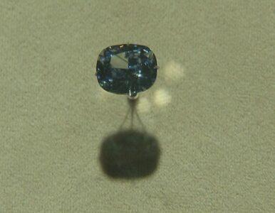 Diament za 26 mln dolarów w Muzeum Historii Naturalnej