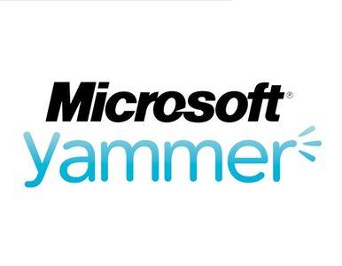 Microsoft kupuje Yammera. Kwota: 1,2 mld dol.!