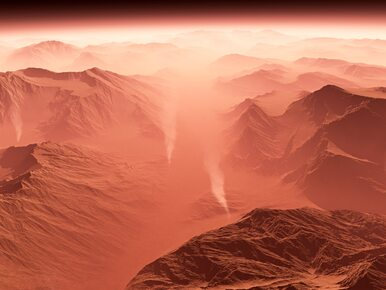 Nowa mapa Marsa. Lodu może być więcej, niż sądzono