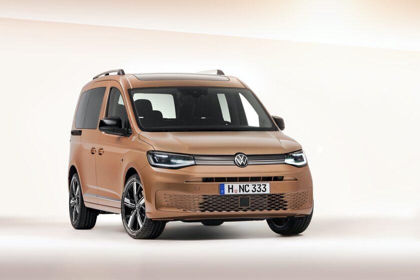 Nowy Volkswagen Caddy