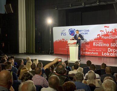 Morawiecki: Pokazaliśmy, ile można zrobić w krótkim czasie dla najsłabszych