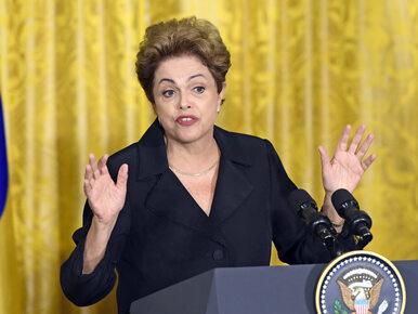 Brazylia traci prezydenta po skandalu korupcyjnym