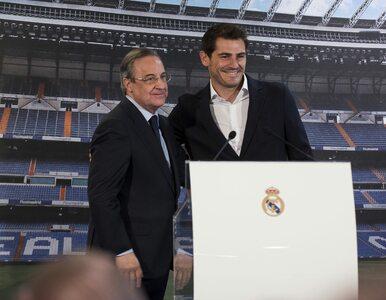 """Światowe media po odejściu Casillasa. """"Żałosne pożegnanie"""""""