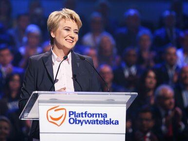 """Hanna Zdanowska mimo wyroku chce wygrać wybory. """"Szef PKW powiedział, że..."""