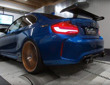 Zabawka dla dużych chłopców. 680-konne BMW M2 Competition od G-Power