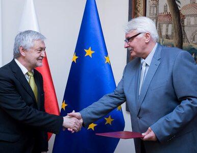 Ambasador RP na Ukrainie odwołany. Jan Piekło traci stanowisko