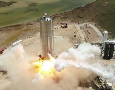Wielki sukces SpaceX. Starship wystartował. Zobacz nagranie