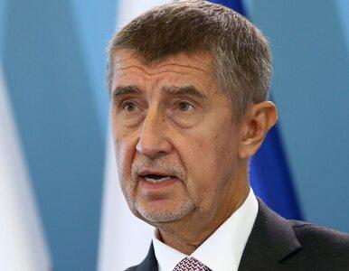 """Syn premiera Czech oskarża ojca o porwanie. """"On jest chory psychicznie"""""""