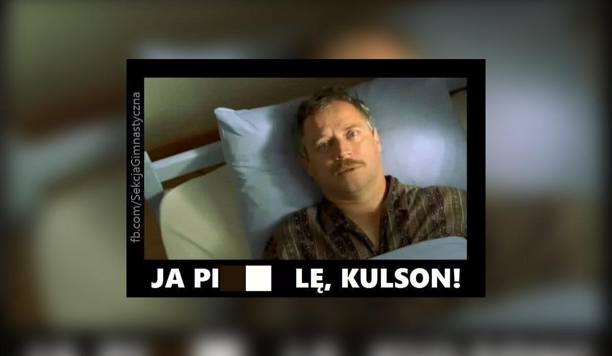 """""""Kulson"""" błyskawicznie stał się hitem w sieci - memy"""
