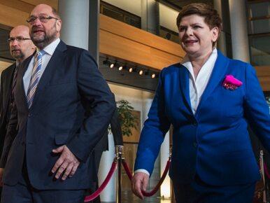 Debata o Polsce w Parlamencie Europejskim z udziałem Beaty Szydło