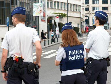 Belgia. Dżihadysta z maczetą ranił 2 policjantki