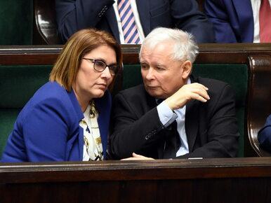 """Mazurek komentuje na Twitterze wywiad Tarczyńskiego. """"A ty skąd wiesz?..."""