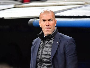 Zidane zachwycony po meczu z PSG. Co powiedział po ostatnim gwizdku?