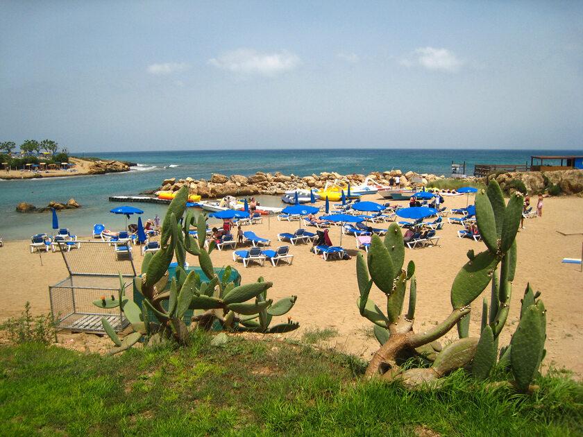 Plaża, zdjęcie ilustracyjne