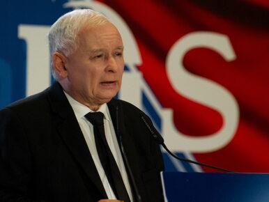 Kaczyński o Morawieckim: Bez niego nie byłoby dobrej zmiany. Padły też...