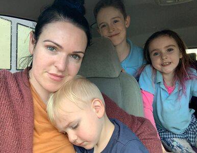 Samotna matka publicznie karmi piersią trzyletniego syna. Twierdzi, że...