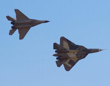 Pentagon: Rosja zaatakowała w Syrii rebeliantów wspieranych przez USA