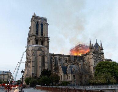 Nie tylko korona cierniowa. Jakie skarby skrywała katedra Notre Dame?
