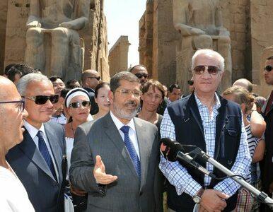 Turyści nie chcą przyjeżdzać do Egiptu. Prezydent: zapewnimy bezpieczeństwo