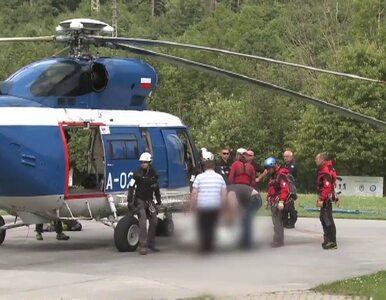 Ciało turysty znalezione w okolicy Buli pod Rysami. Nie był odpowiednio...