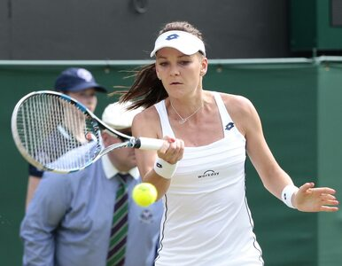 Radwańska dotrze do finału Wimbledonu? Ma otwartą drogę