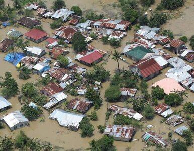 Filipiny walczą z powodzią. Pracownicy biura meteorologicznego protestują