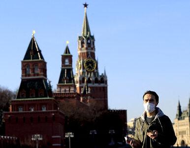 Rosja: Liczba zakażeń koronawirusem przekroczyła 4,7 tysiąca. Najwięcej...