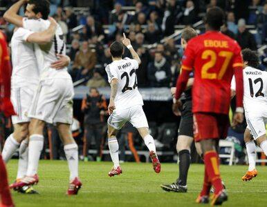 LM: osłabiony Real zdeklasował Galatasaray